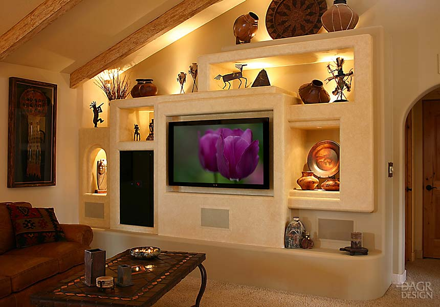 Eliminate the guesswork with a 3d design of your home Home entertainment center